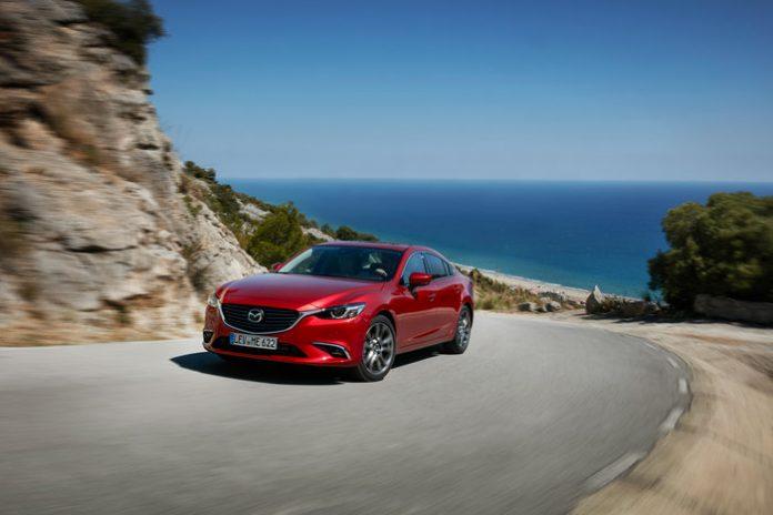 Mazda6 : remise à niveau