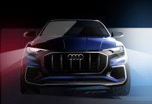 Audi Q8 : le SUV Coupé du Q7
