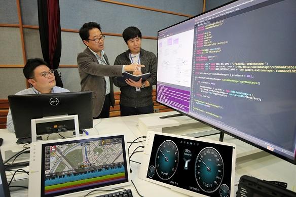 Hyundai ccOS : future plate-forme pour ses voitures connectées