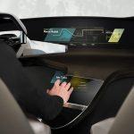 BMW s'affiche en hologramme