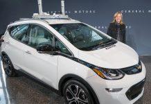 General Motors teste 200 Chevrolet Bolt électriques et autonomes