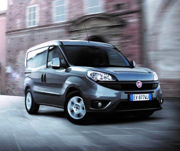 Fiat Doblo Cargo : toujours au top