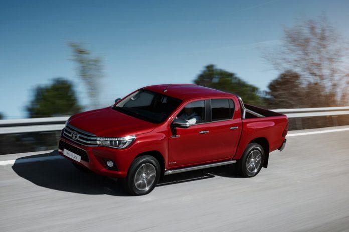 Toyota Hilux : rester le leader