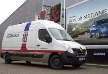 Des Trafic et des Master Renault pour la flotte de JCDecaux UK