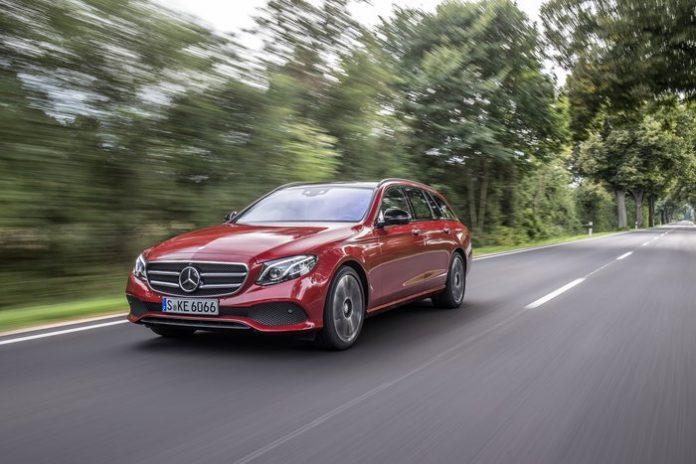 Mercedes Classe E Break : la grande Classe