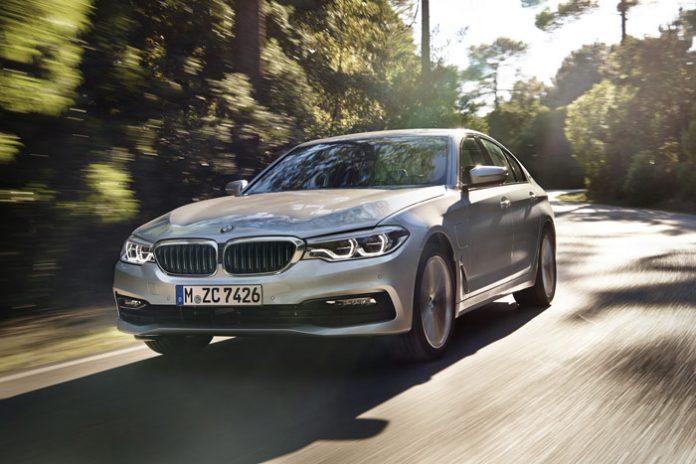 Une BMW 530e hybride, rechargeable et autonome