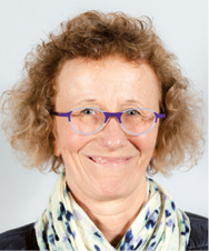 Pascale Poissonnet, responsable de la flotte au sein de Dodin Campenon Bernard, filiale de Vinci.