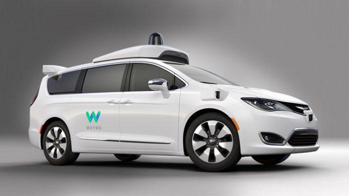 Waymo intègre des Chrysler Pacifia Hybrid à sa flotte autonome