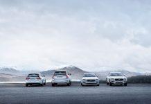 Volvo sur un nuage