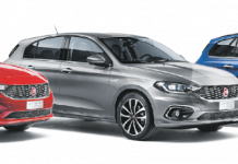 Fiat Tipo Berline - Tipo 5 portes - Tipo Station Wagon
