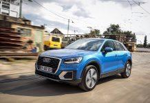 Audi pousse les feux en entreprises