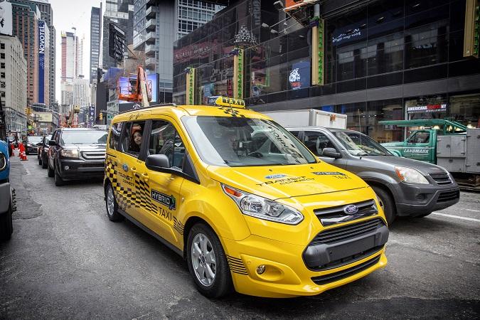 Ford révèle l'électrification de sa gamme