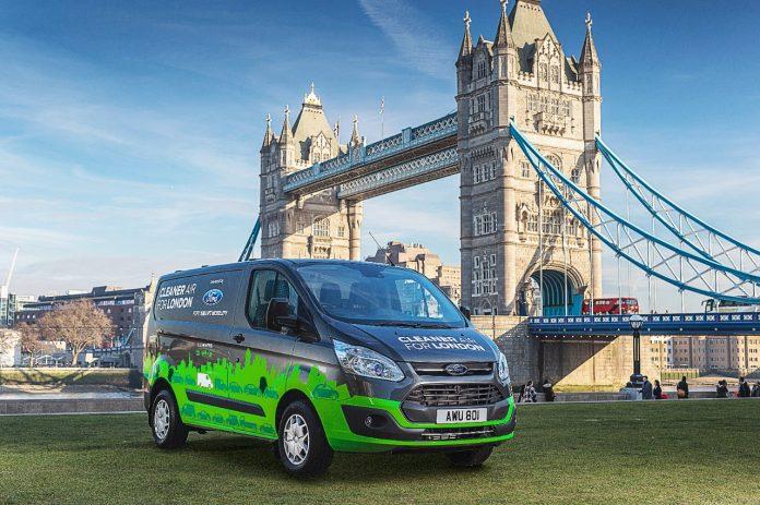 Londres veut convertir ses entreprises à l'électrique