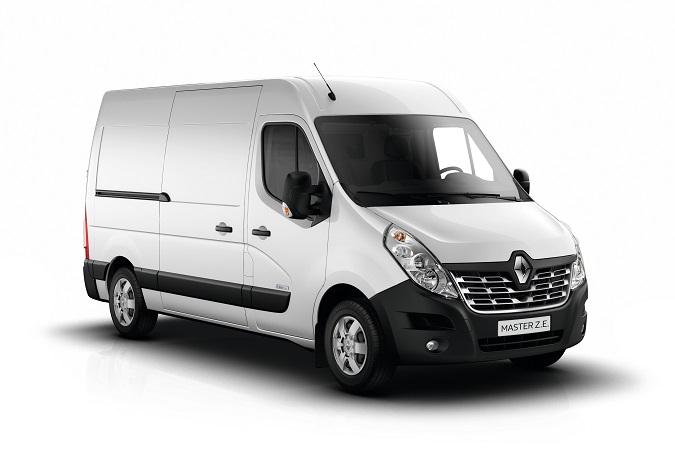 Renault dévoile son Master Z.E. et son Kangoo Z.E. 33 kWh