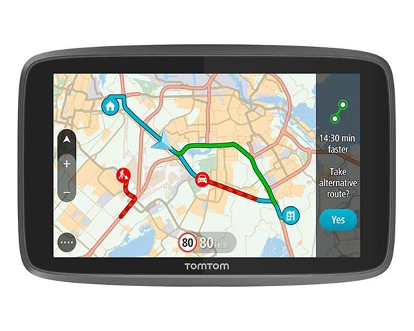 TomTom allie autonomie et cartographie avec Autonomos
