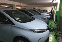 Assystem - Flotte de véhicules en autopartage à Issy-les-Moulineaux