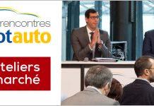 Ateliers marché Rencontres Flottes Automobiles 2017
