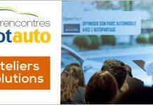 Ateliers solutions Rencontres Flottes Automobiles 2017