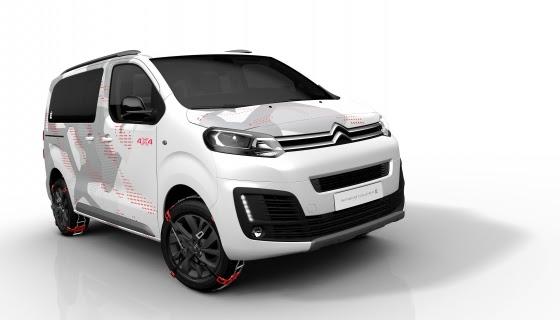 Citroën Space Tourer Ë Concept