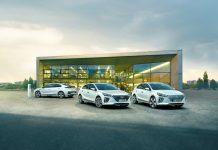 Gamme Hyundai Ioniq