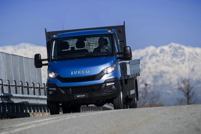 Iveco - Nouveau Daily Euro 6 Cab