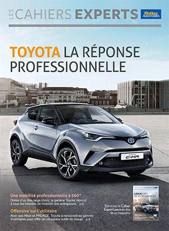 Cahiers Experts Toyota, la réponse professionnelle