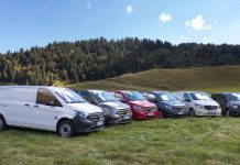 Mercedes-Benz Vans - Gamme Vito traction