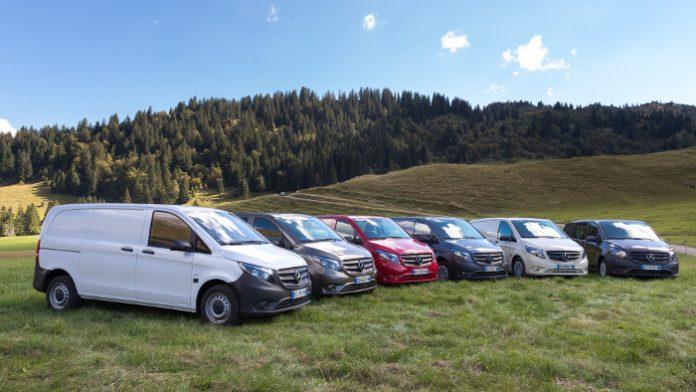 Mercedes-Benz Vans - Gamme Vito traction