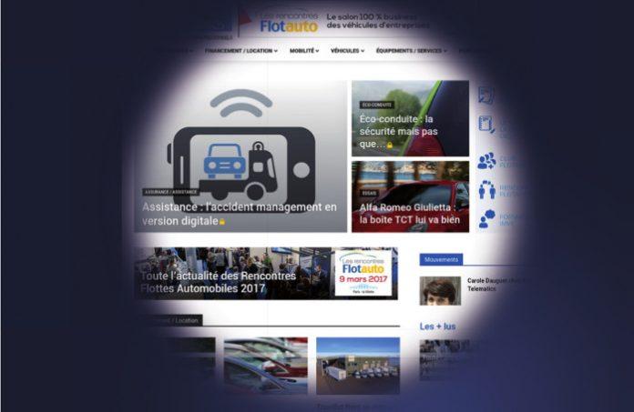 Le nouveau site web du magazine Flottes Automobiles