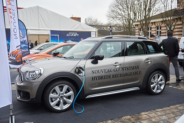 2 Mini Countryman hybride rechargeable
