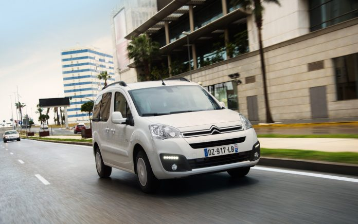 Citroën Berlingo électrique