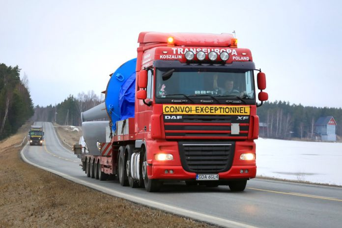 Transports exceptionnels