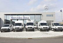 Mercedes-Benz Vertrieb Transporter Deutschland: Großauftrag: Übergabe der ersten von insgesamt mehr als 2100 Mercedes-Benz Transporter an Europcar
