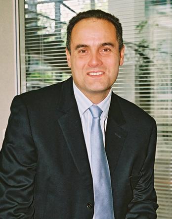 Philippe Flon, directeur des ventes sociétés, véhicules d'occasion et remarketing, Ford France
