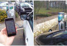 Application bornes de recharge véhicules électriques et hybrides - SIEIL Indre-et-Loire