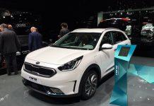 Kia Niro hybride rechargeable