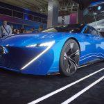 MWC Barcelone 2017 : Peugeot Concept Instinct