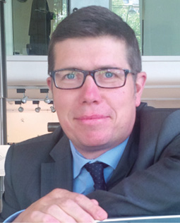 Hugues de Laage de Meux, directeur, Peugeot Professionnel France