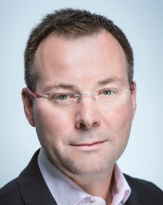 Frédéric Durant, directeur des ventes, Volkswagen Véhicules Utilitaires