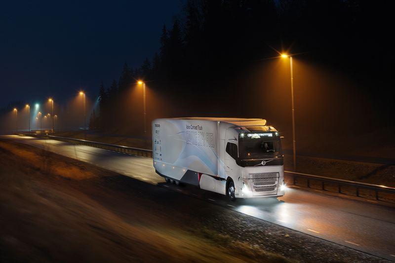Volvo Truck Concept