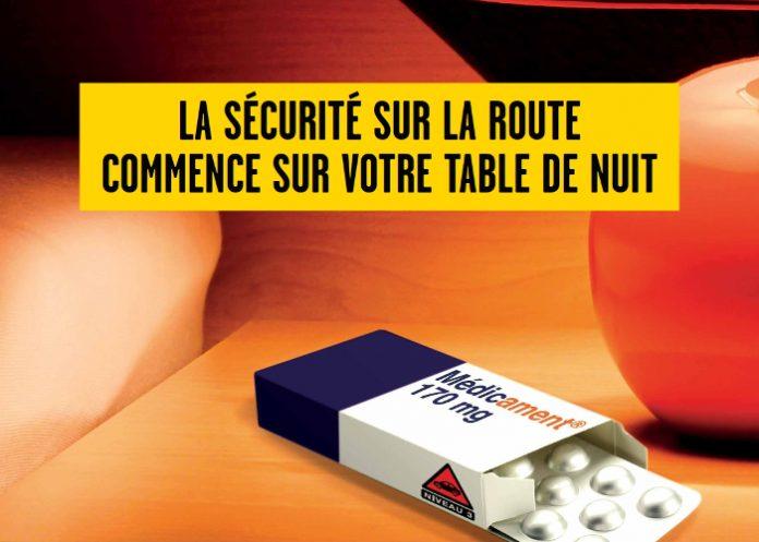 La sécurité sur la route commence sur votre table de nuit