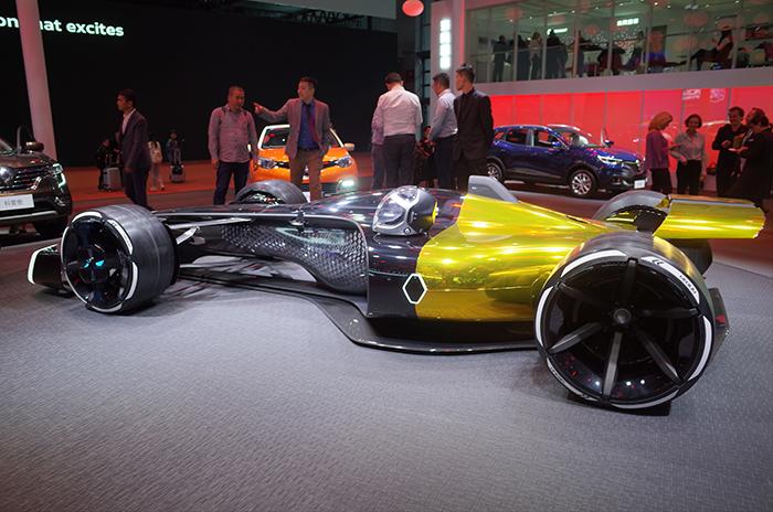 Renault concept R.S. 2027 Vision