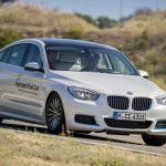 BMW Série 5 hydrogène
