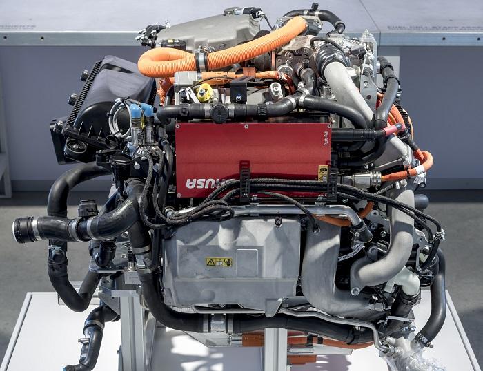 BMW pile à combustible