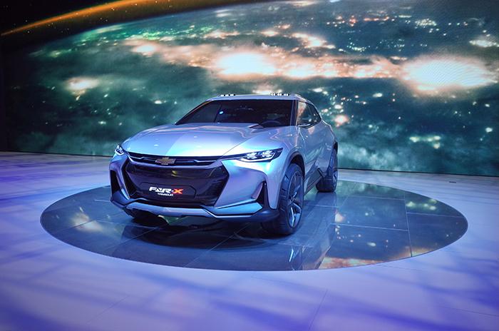 Concept Chevrolet FNR-X