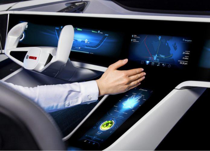 Connected Car effect 2025 - véhicules autonomes et connectés, Bosch - Prognos