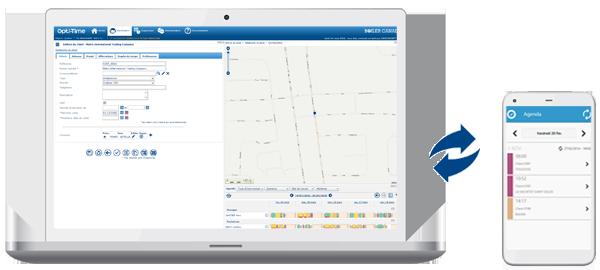 Geoconcept-Opti-Time-mobile-synchronisation