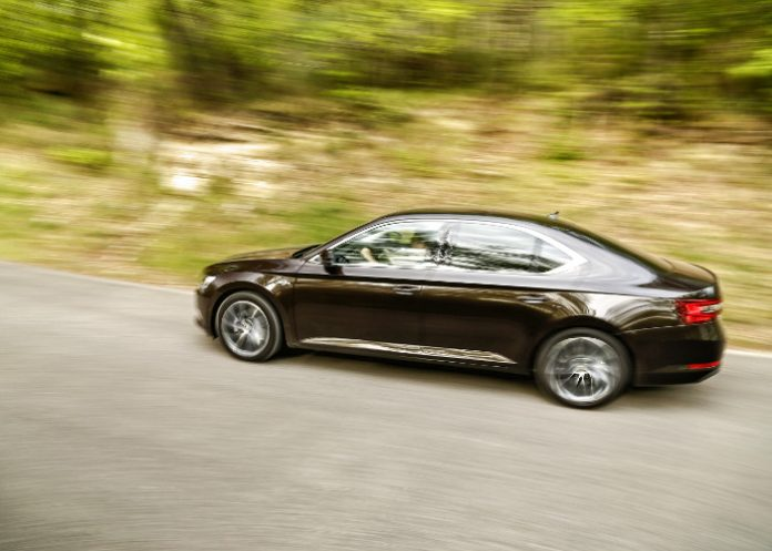 Nouvelle Skoda Superb