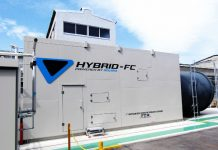 Toyota - Générateur électrique hybride - Pile à combustible 1