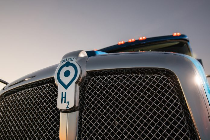 Toyota Projet Portal - Camion hydrogène 2